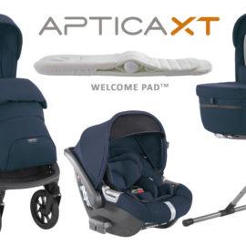 Inglesina Aptica XT CAB 4 in 1 szett 2020 Polar Blue