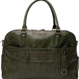 Pelenkázó táska Lima Quilted dark Green