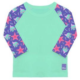 Védő póló, UV 50+, Violet, méret XL